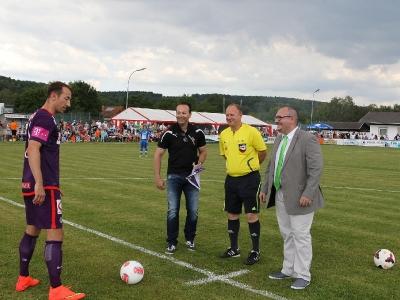 Matchball: ASK Riedlingsdorf vs. FAK Austria Wien (Fotos: Lexi)_15