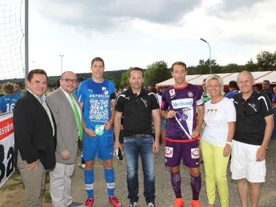 Matchball: ASK Riedlingsdorf vs. FAK Austria Wien (Fotos: Lexi)_1
