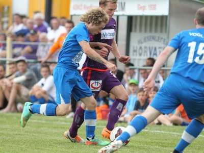 Matchball: ASK Riedlingsdorf vs. FAK Austria Wien (Fotos: Lexi)_27