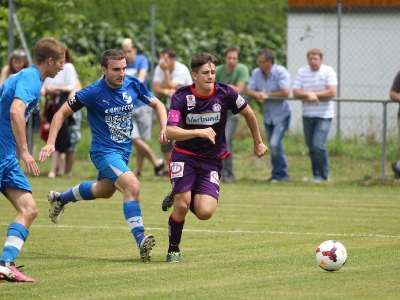 Matchball: ASK Riedlingsdorf vs. FAK Austria Wien (Fotos: Lexi)_49