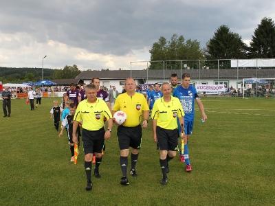 Matchball: ASK Riedlingsdorf vs. FAK Austria Wien (Fotos: Lexi)_4