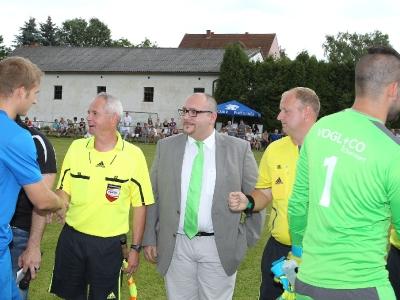 Matchball: ASK Riedlingsdorf vs. FAK Austria Wien (Fotos: Lexi)_8